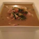 Hønsekødsuppe