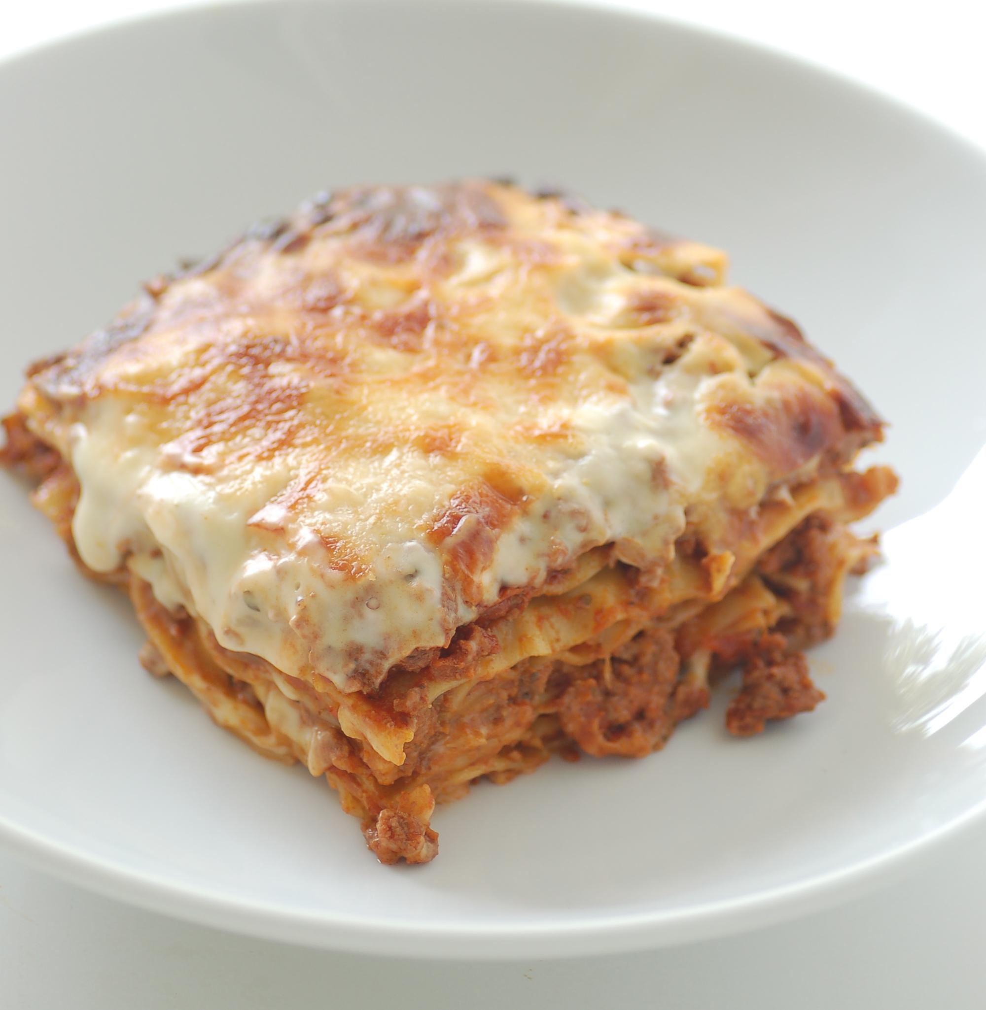 Stærk lasagne