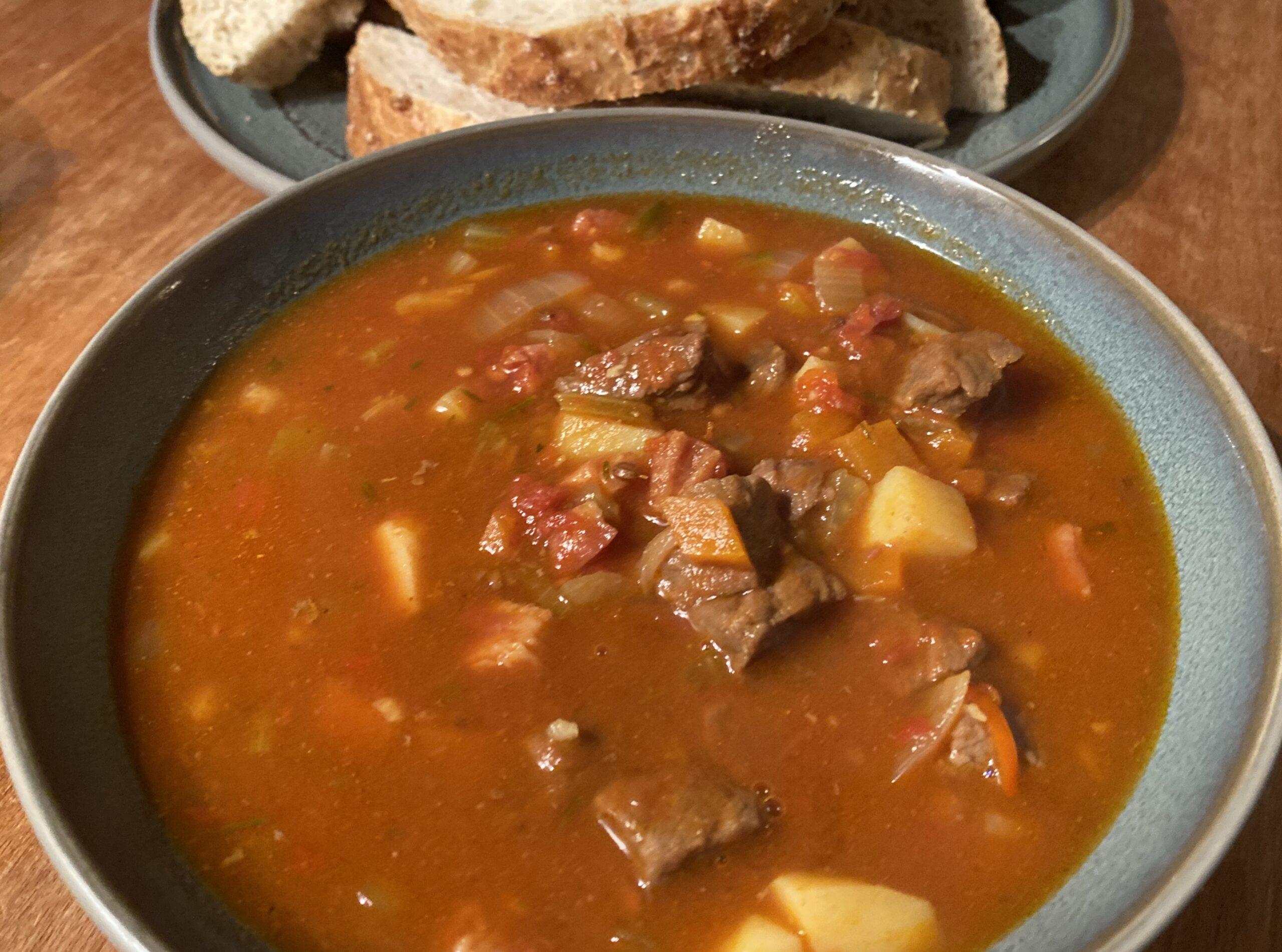 Gullasch suppe
